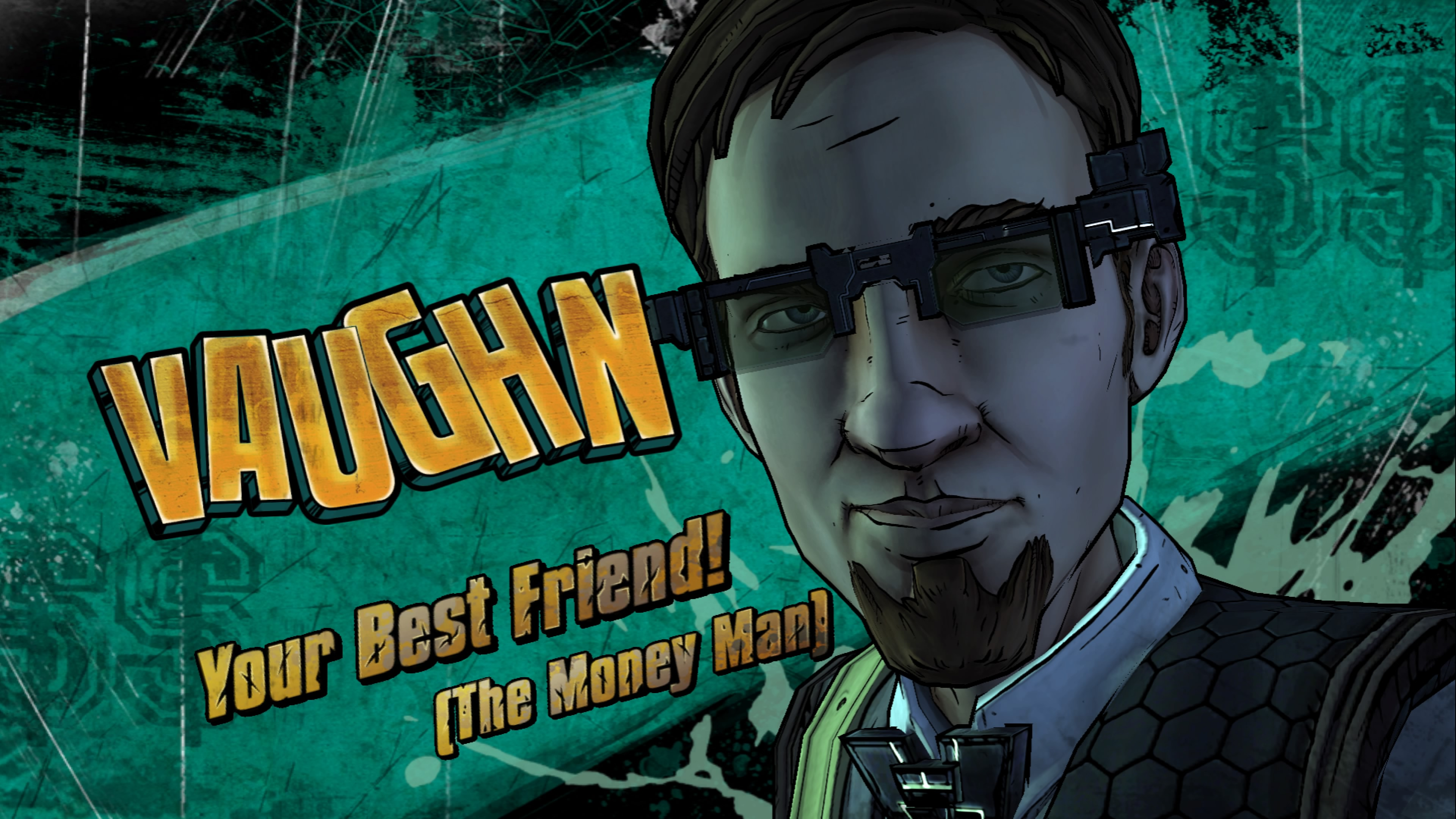 Tales from the Borderlands Vaughn, perin komea hahmo
