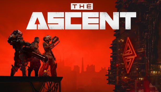 The Ascent kansikuva