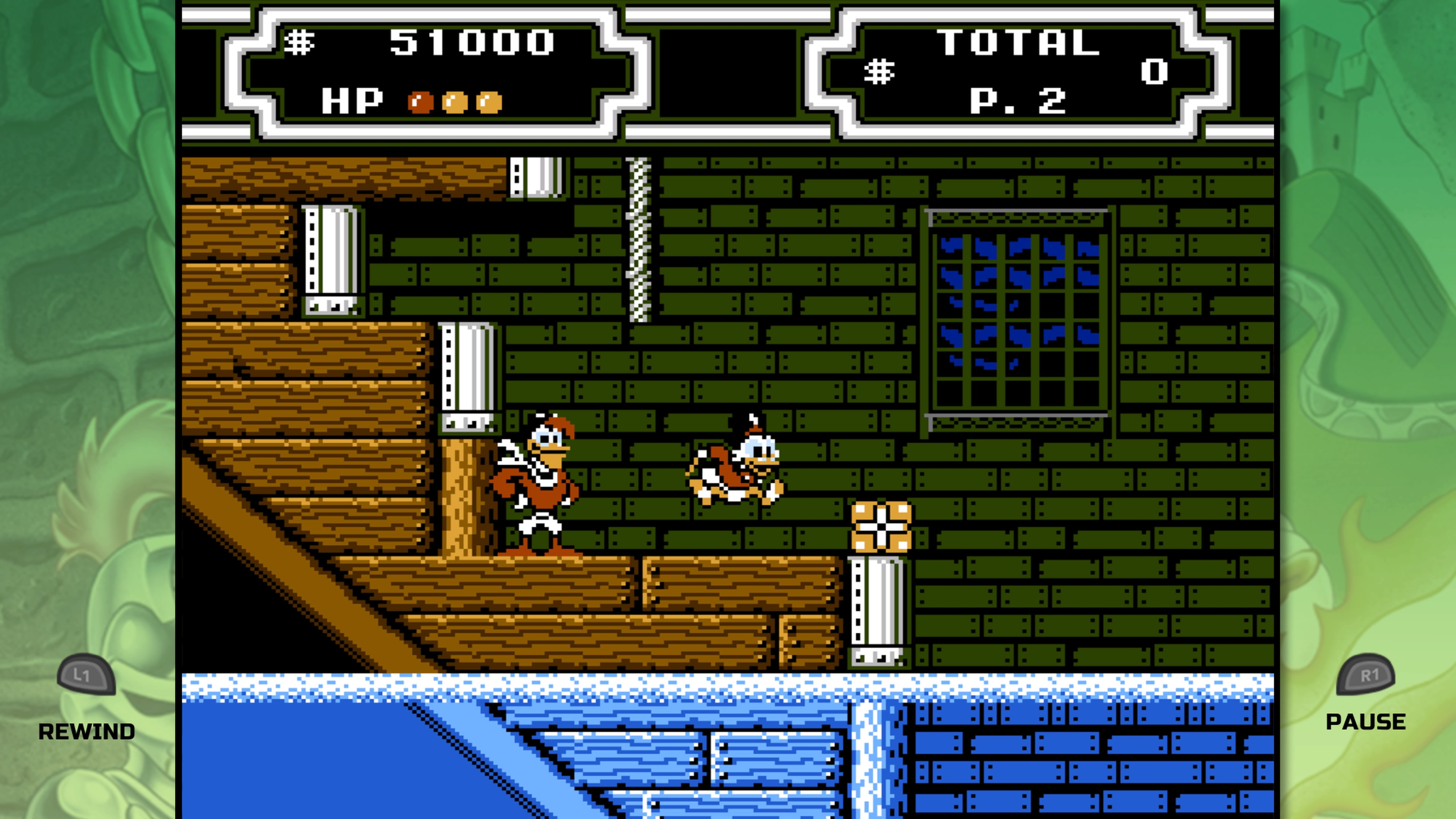 The Disney Afternoon Collection DuckTales