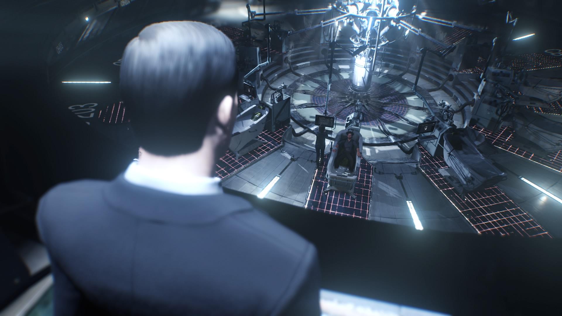 The Evil Within 2 STEM-verkosto