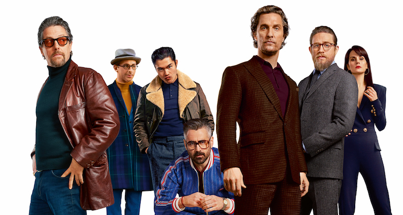 The Gentlemen elokuva alright, alright, alright Guy Ritchie
