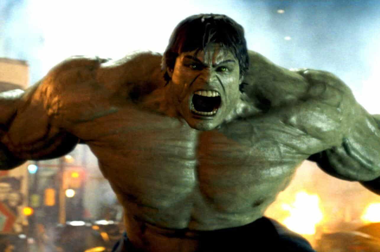 The Incredible Hulk Norton-versio