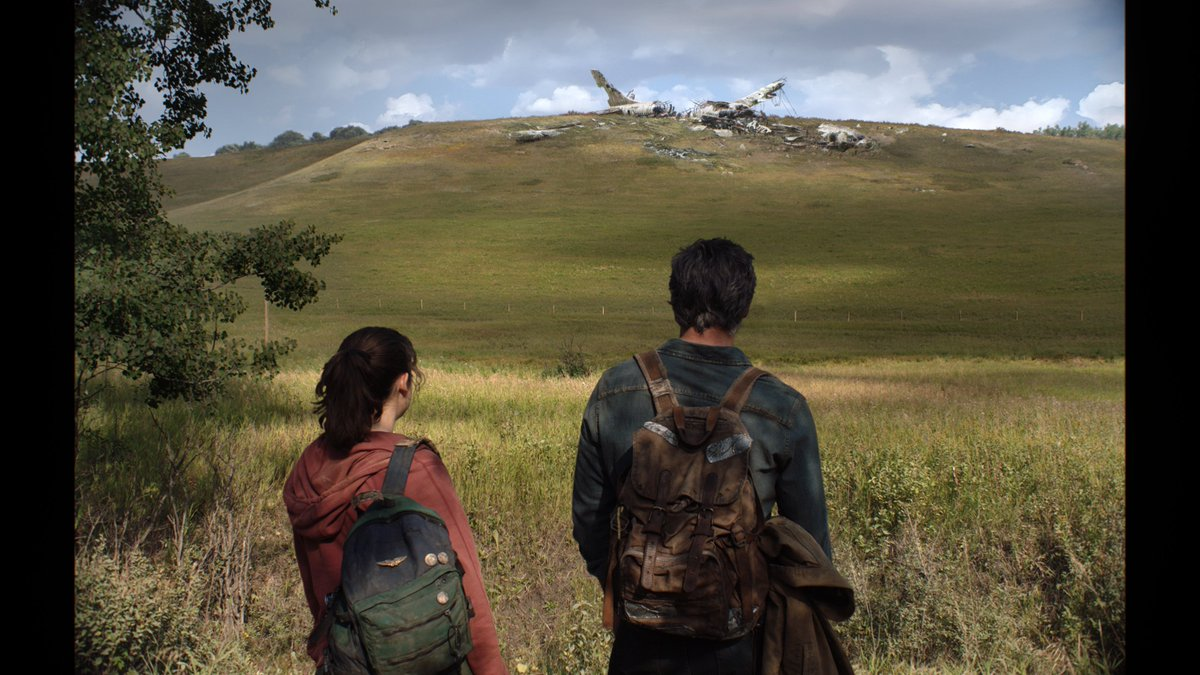 The Last of Us HBO-sarjan ensimmäinen kuva