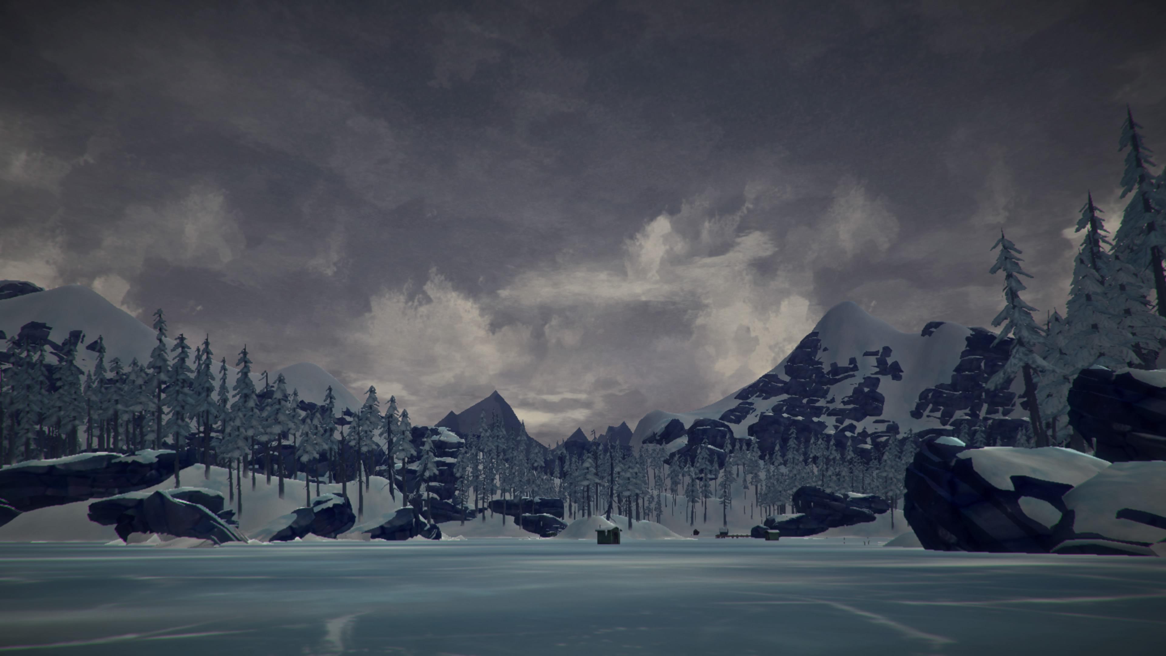 The Long Dark Mystery Lake