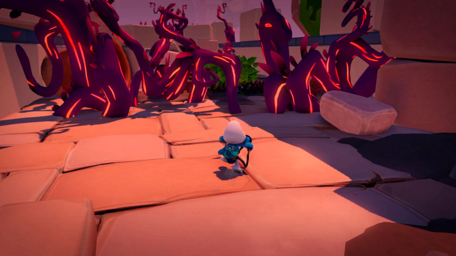 The Smurfs – Mission Vileaf kuvakaappaus 1