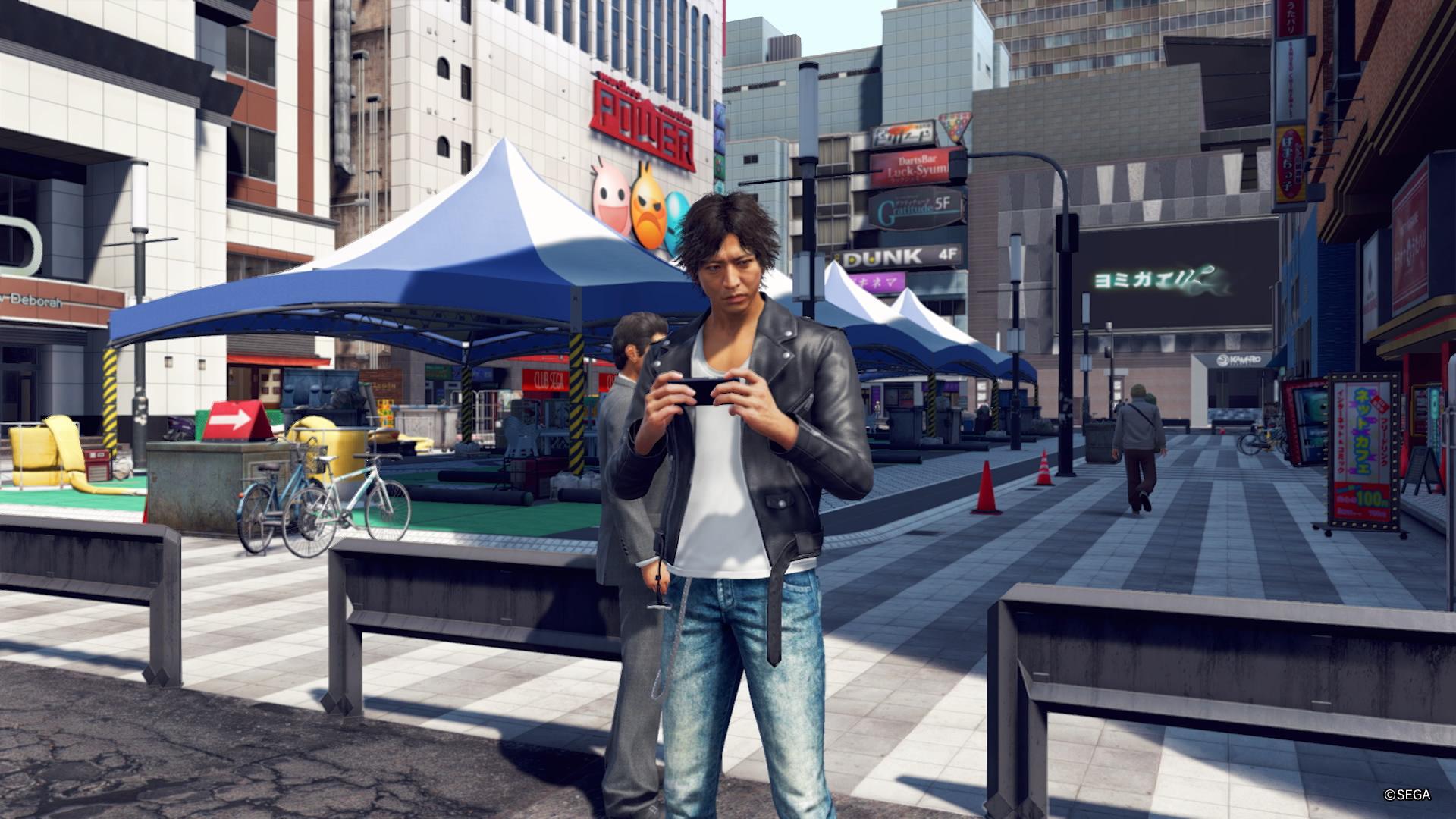 Theater Square Yagami kännyköi