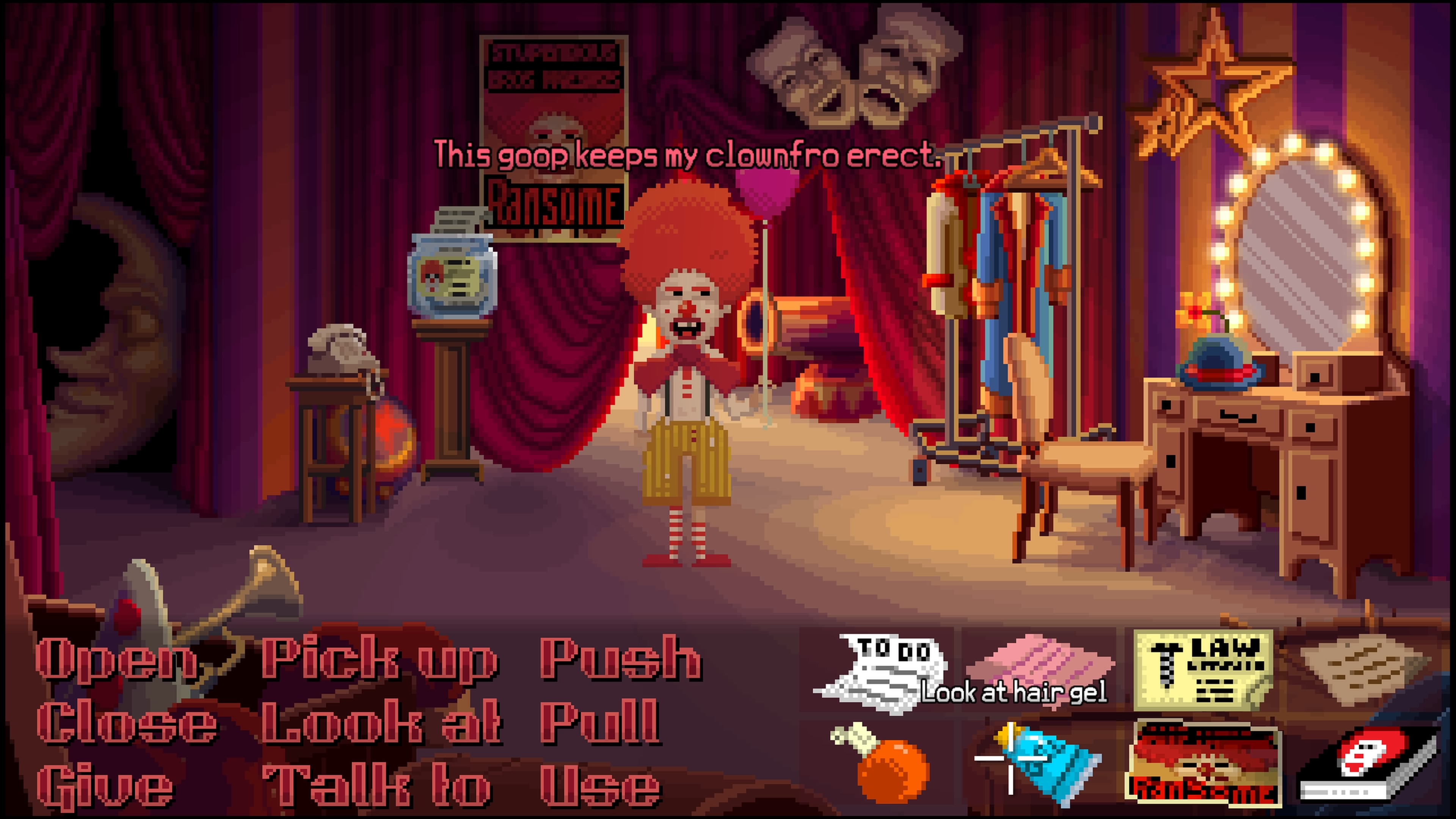 Thimbleweed Park Ransome PS4