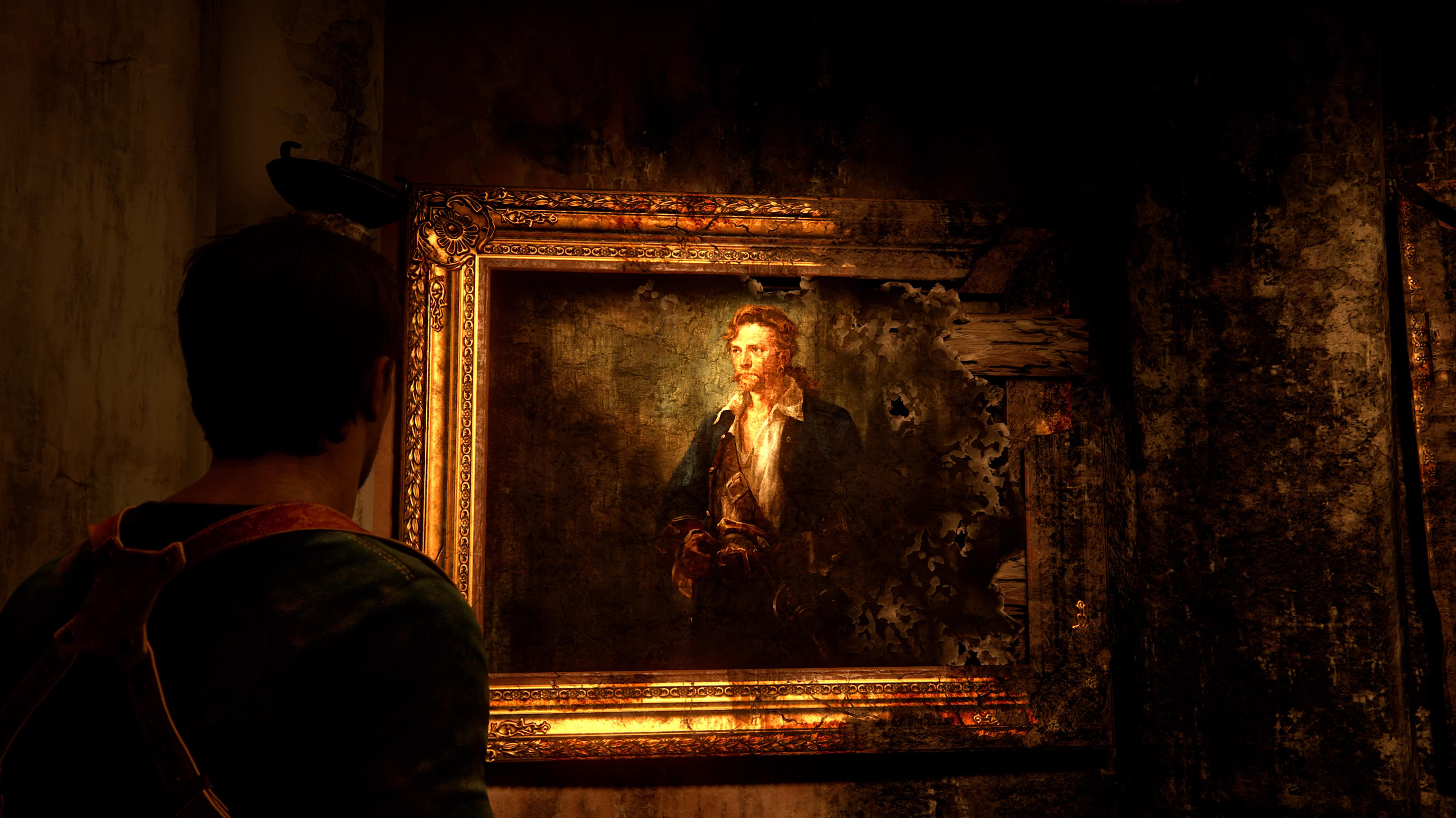 Uncharted 4: A Thief's End itse Guybrush
