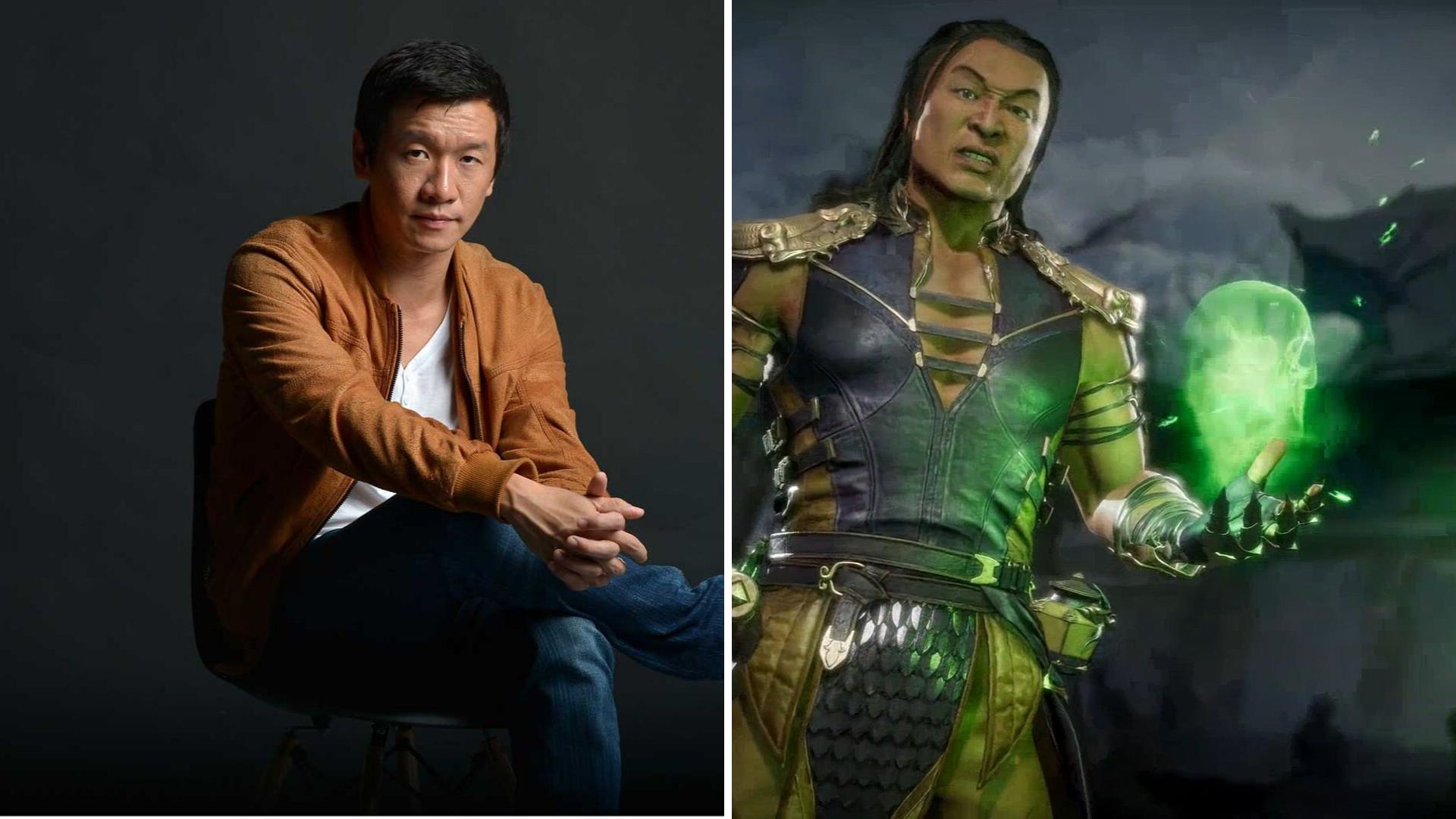 Chin Han Shang Tsung Mortal Kombat -elokuva