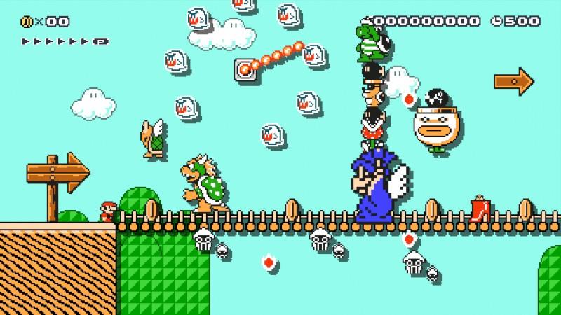 Super Mario Maker SMB3