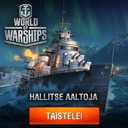 World of Warships - Taistele itsesi merten valtiaaksi