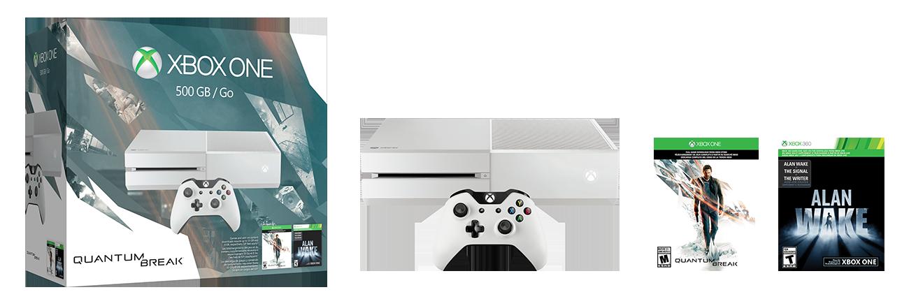 Quantum Break Xbox One -bundle