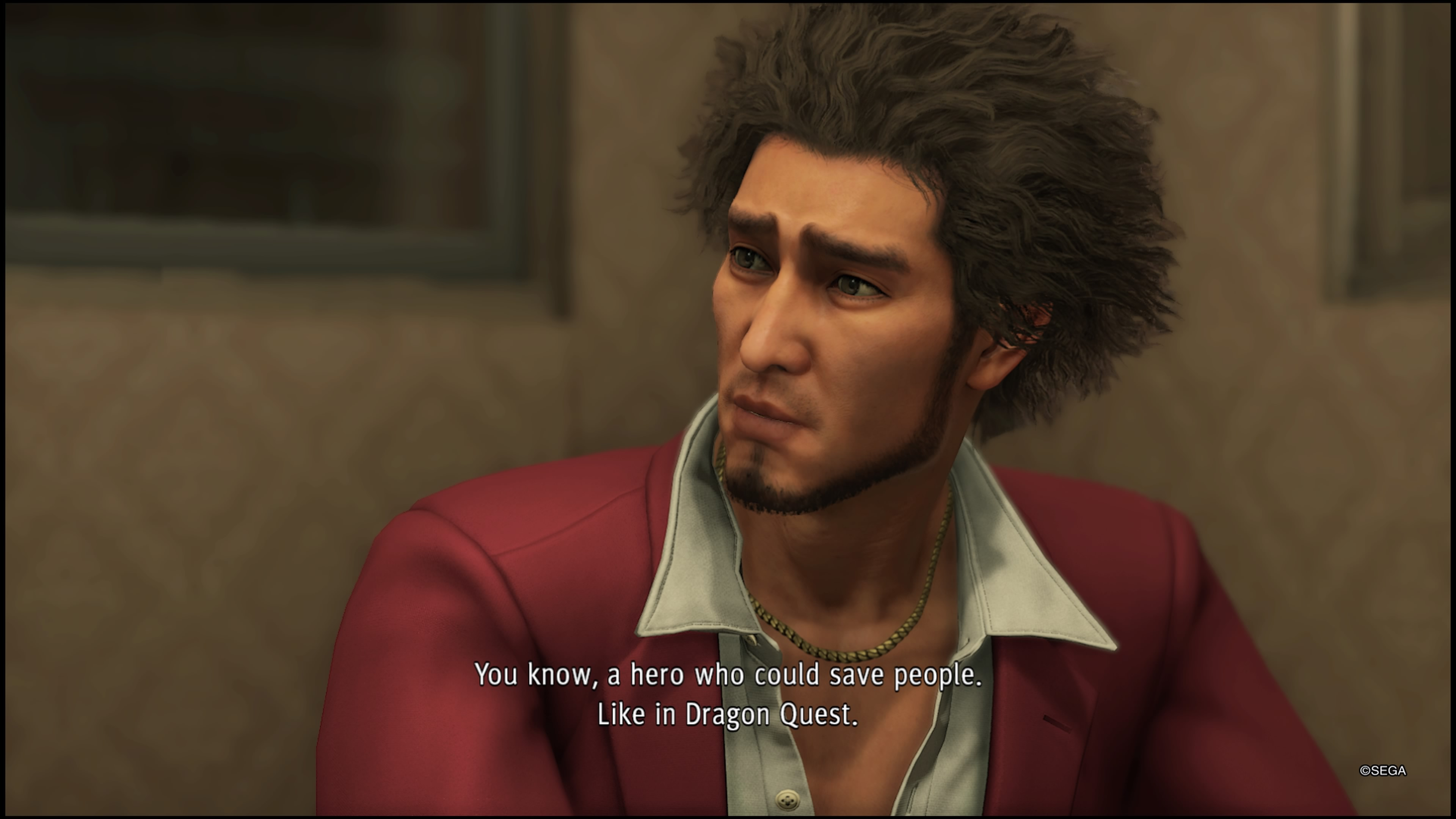 Yakuza: Like A Dragon Dragon Questin ystävä