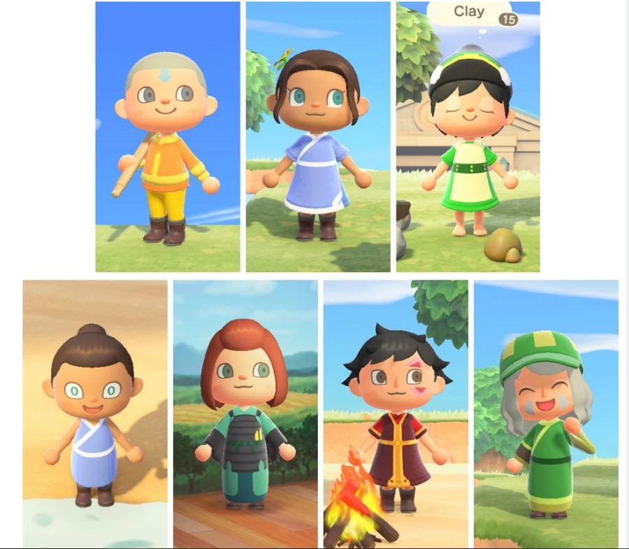 Animal Crossing New Horizons Avatar