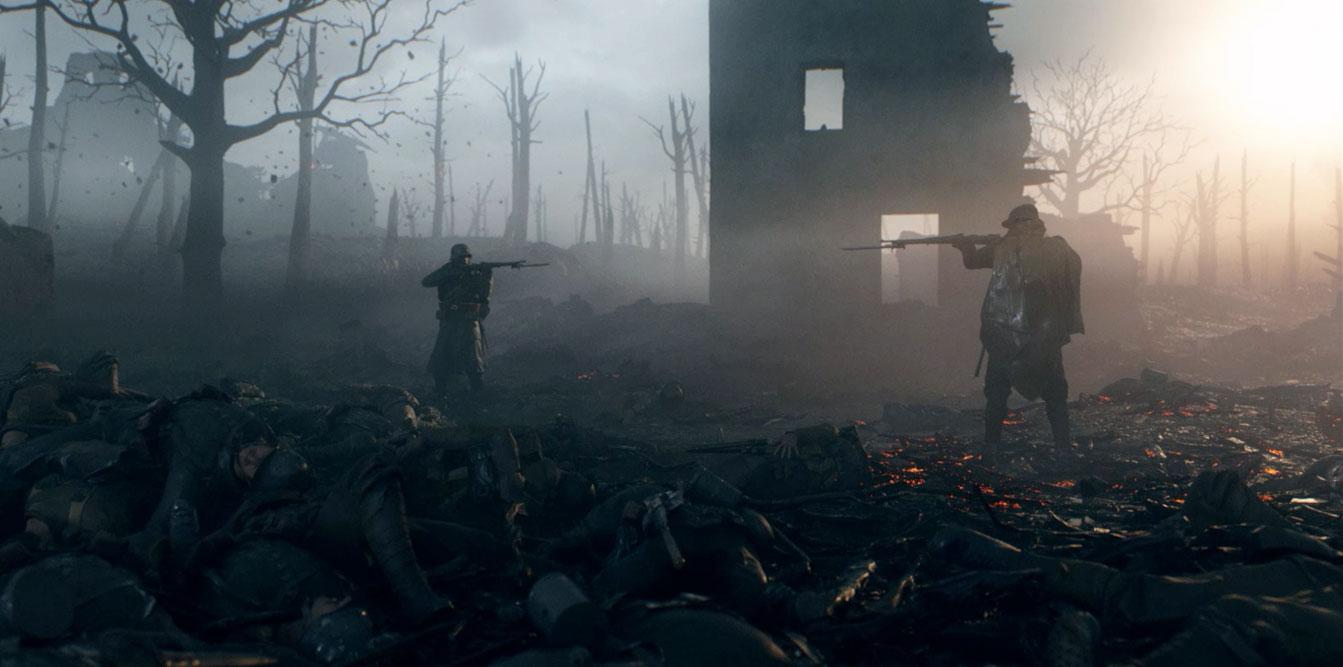 Battlefield V Review Arvostelu PC