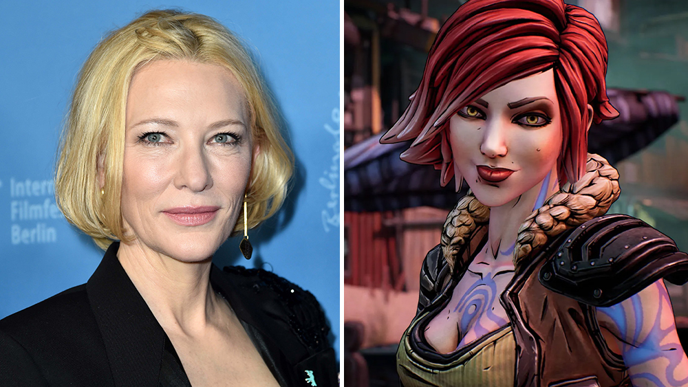 Cate Blanchett Lilith Borderlands