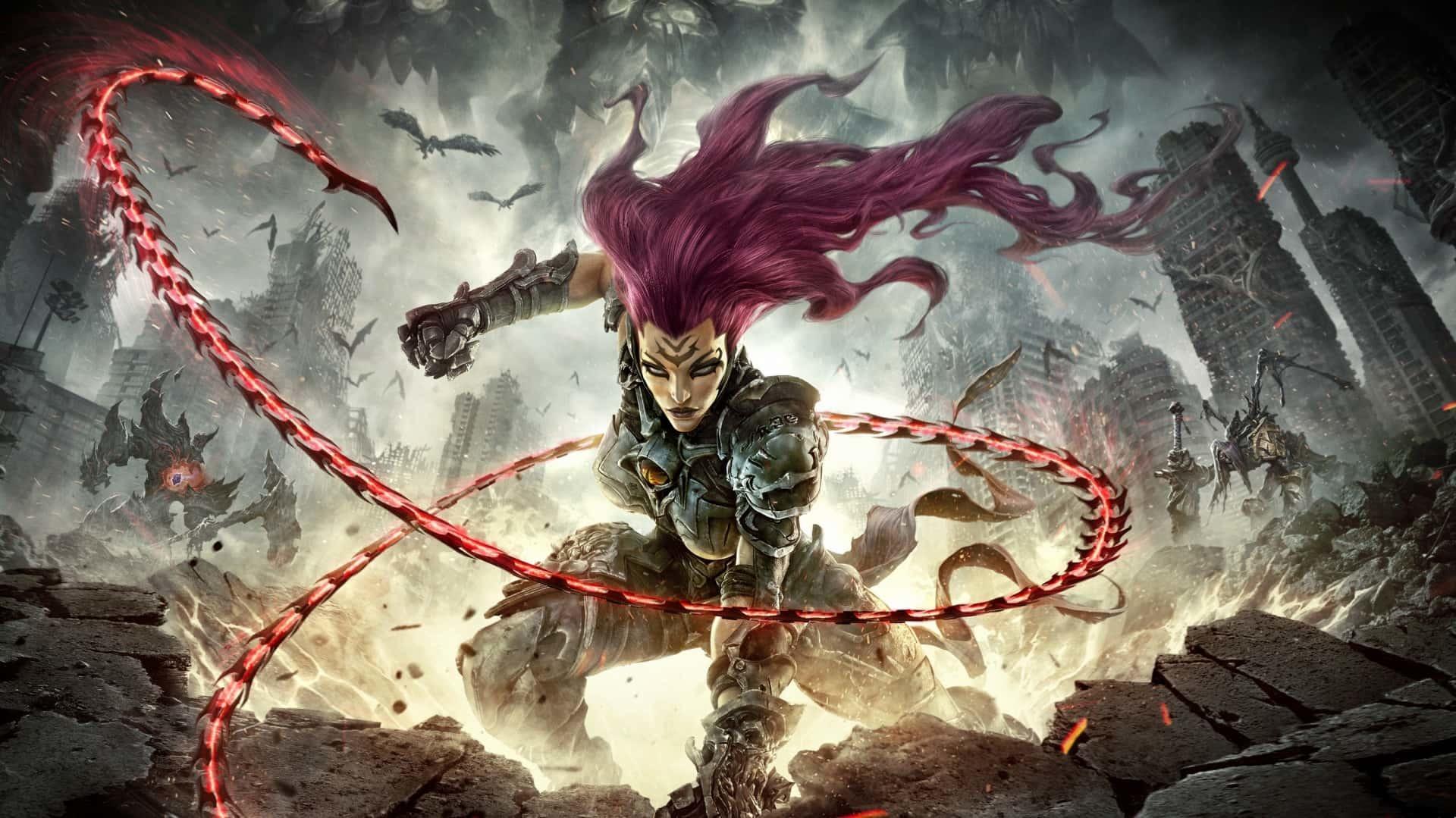 Darksiders III Arvostelu Review PC