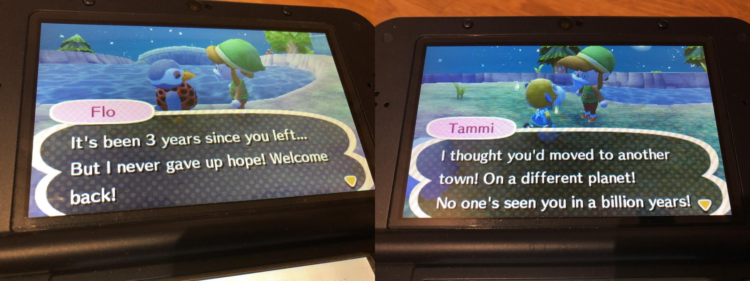 Paluu Animal Crossing -kylään 2