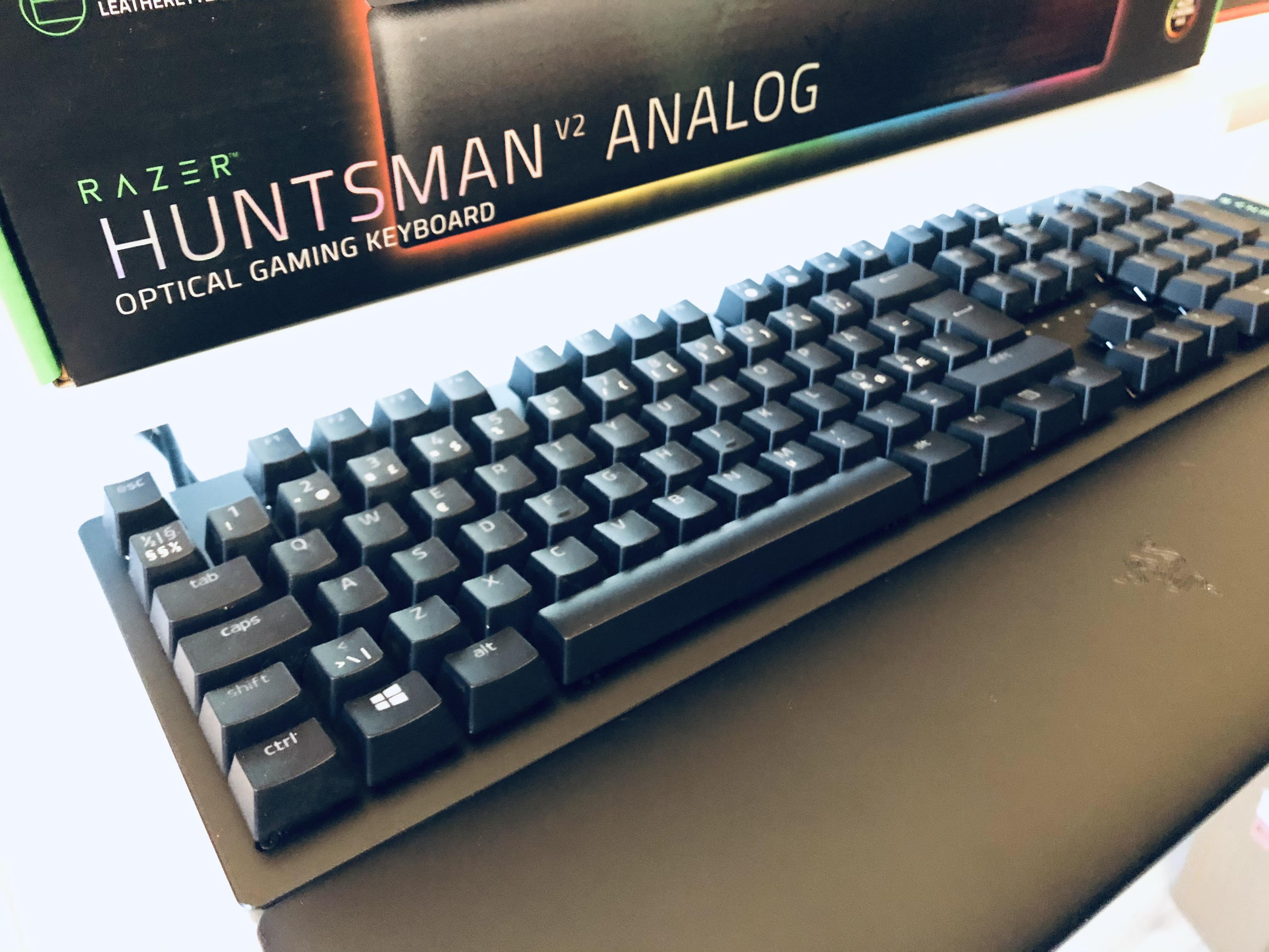 Razer Huntsman Analog V2
