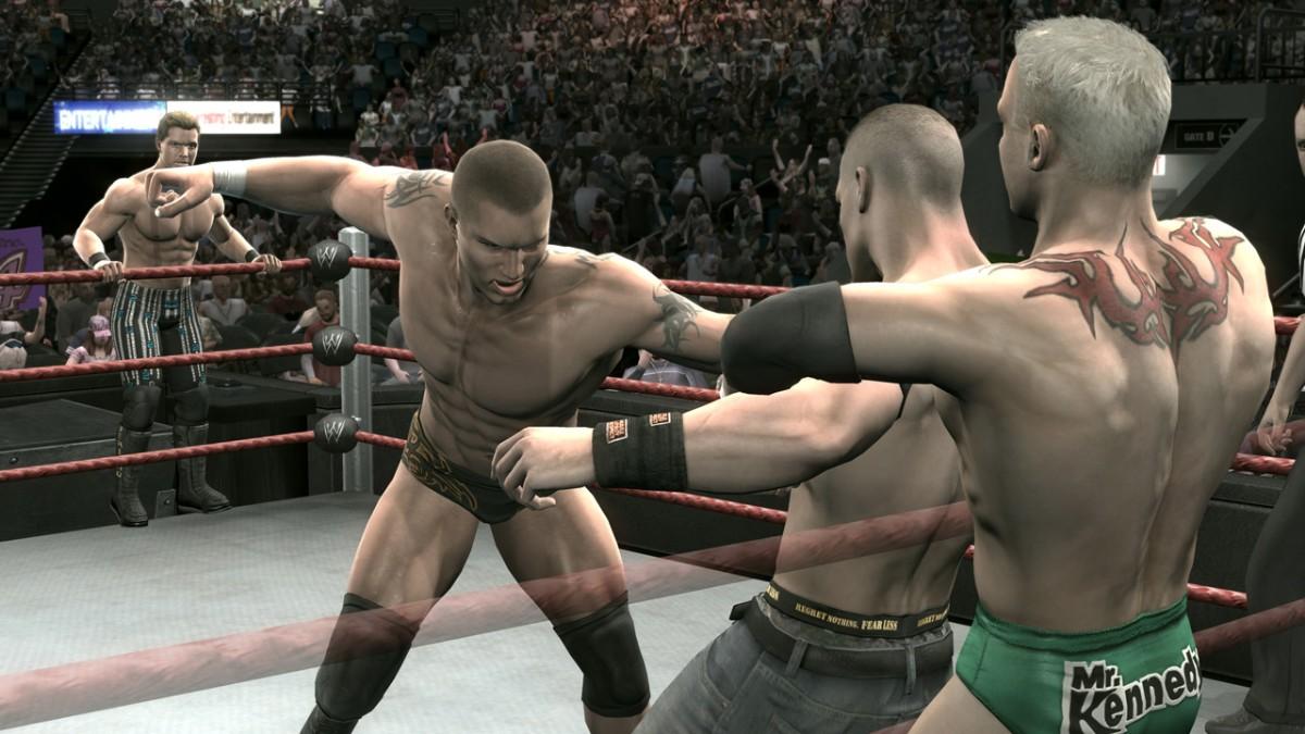 Joka on vuodelta WWE