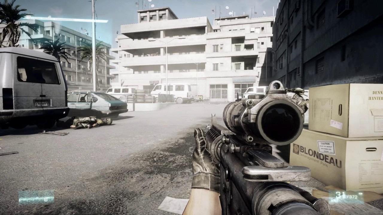 Kuvahaun tulos haulle Battlefield 3 PS3