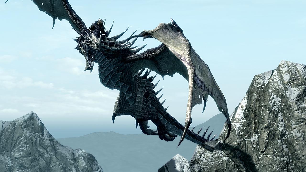 Skyrim: Dragonborn