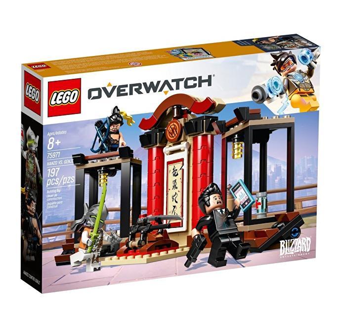 Overwatch Lego 8