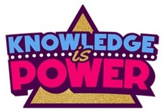 Knowledge Is Power -logo