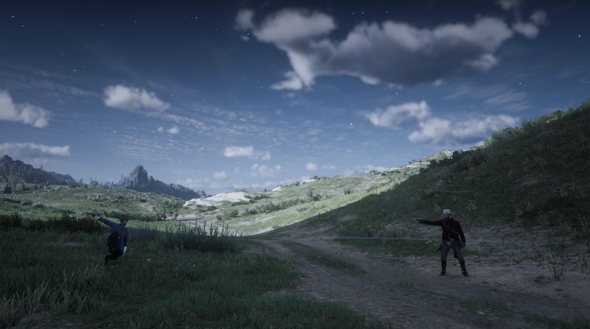Red Dead Redemption 2 päällikkö Lambert