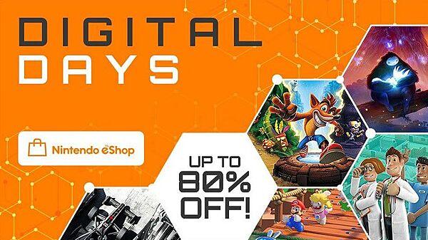 Nintendo Switch Digital Days
