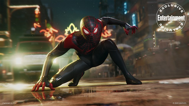 Spider-Man: Miles Morales PHOTO INSOMNIAC GAMES