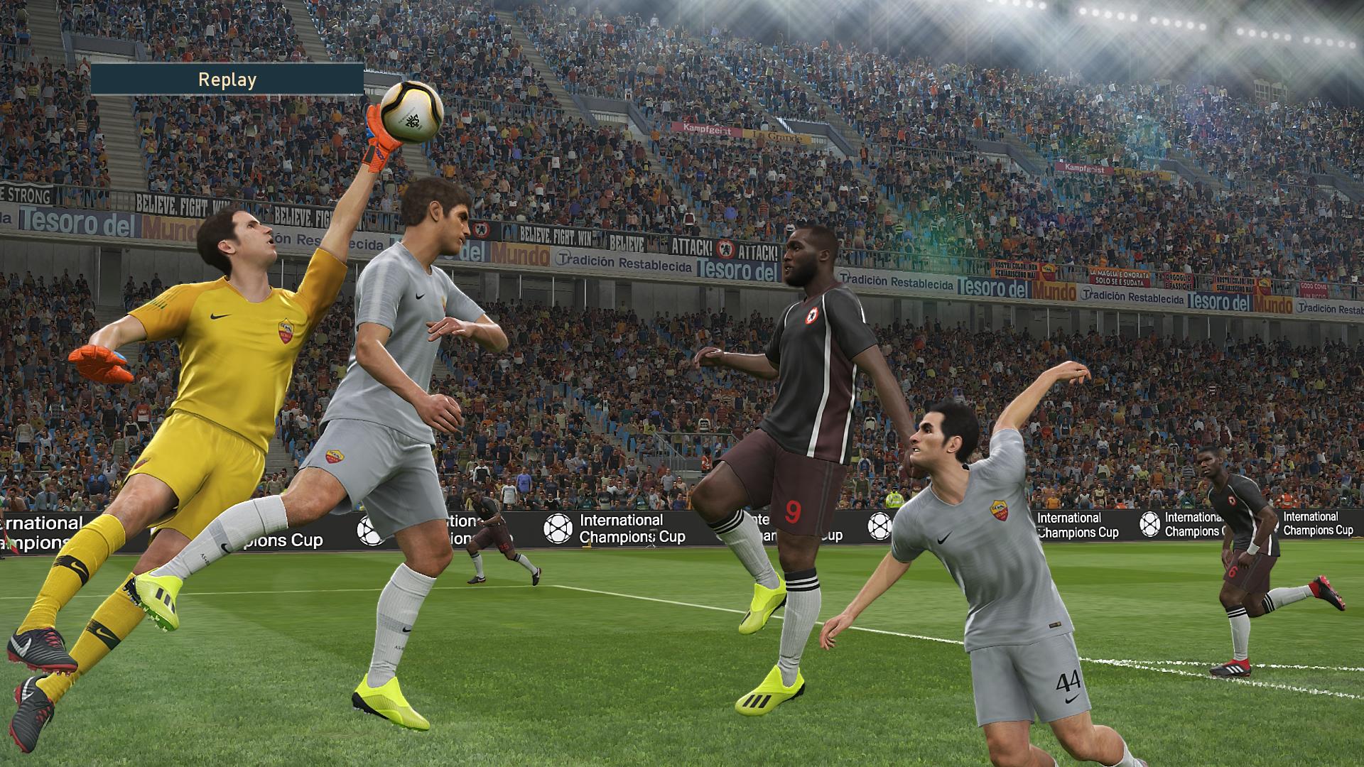 Pro Evolution Soccer 19