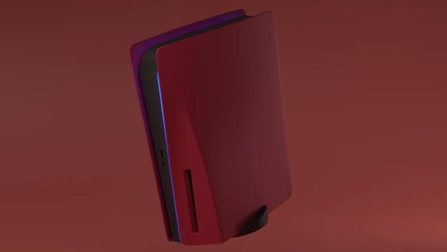 PlateStation PS5