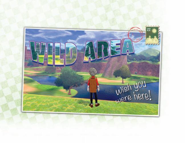 Pokemon postikortti