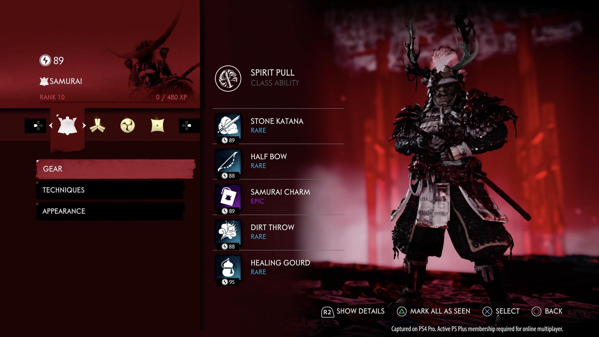 samurai got