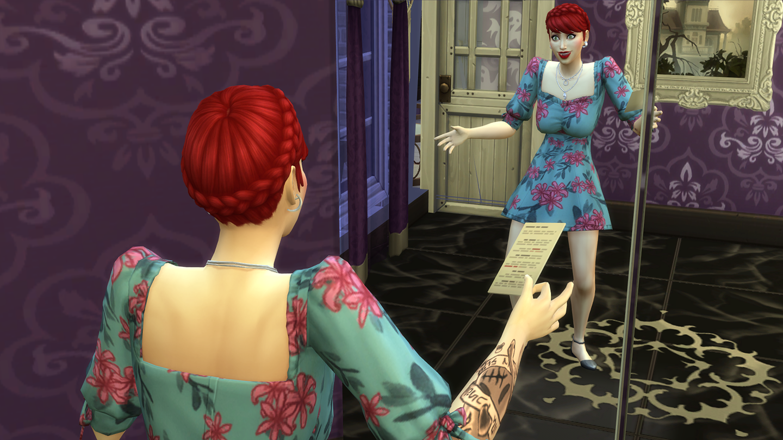 The Sims 4 Unelmakoti