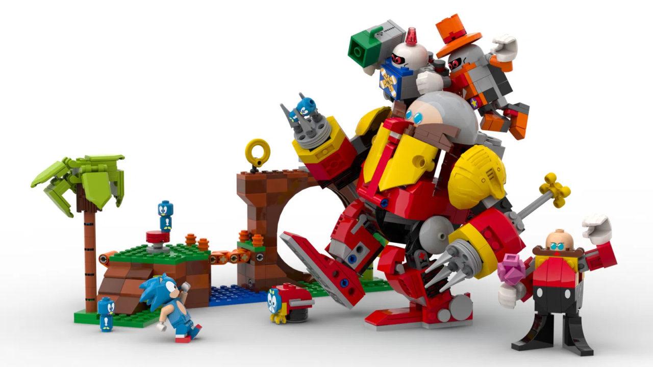 Sonic Legot