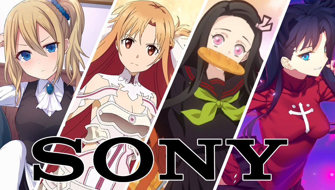 Sony anime