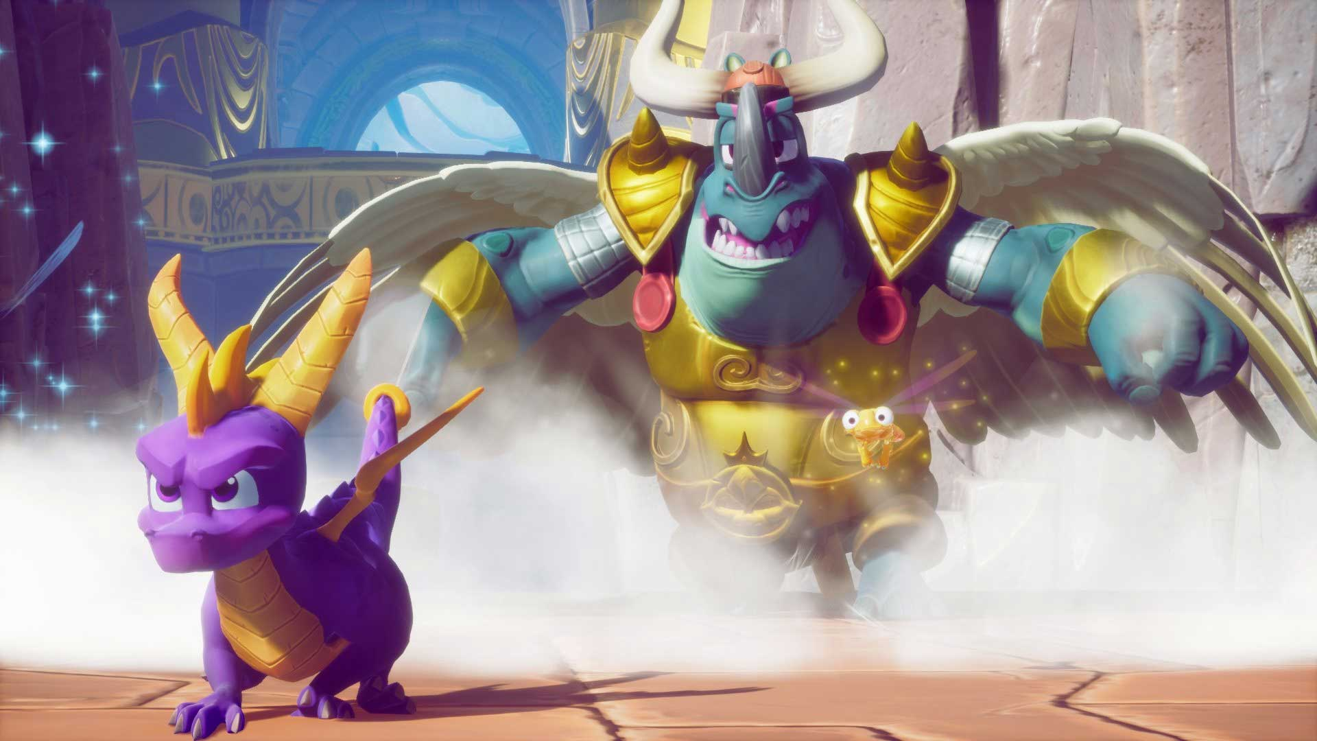 Spyro Reginited PlayStation 4