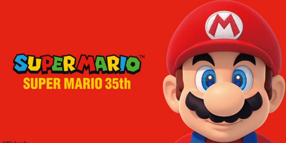 Super Mario 35 vuotta
