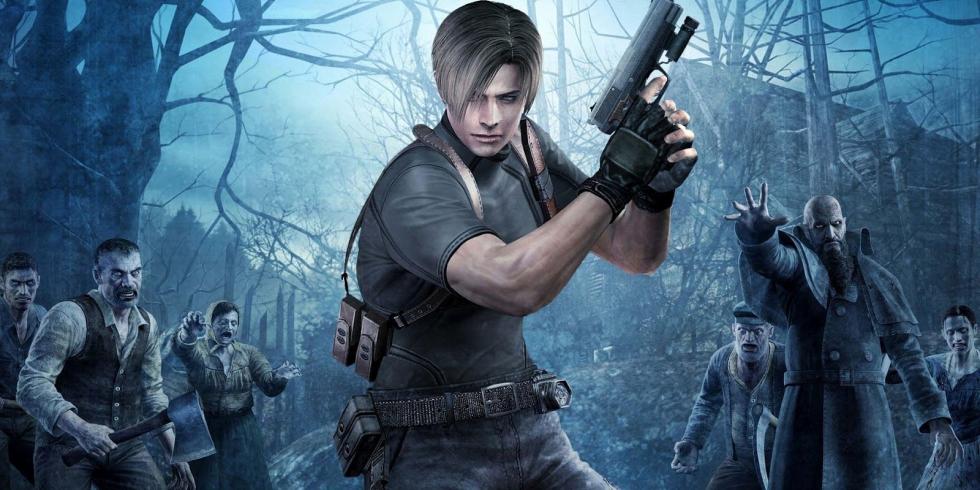 Resident Evil 4 nostokuva