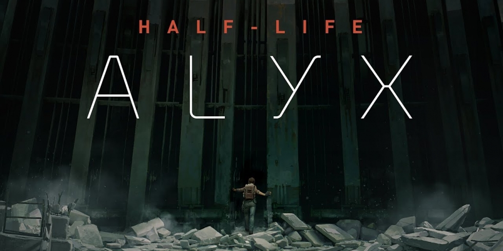Half-Life: Alyx logo