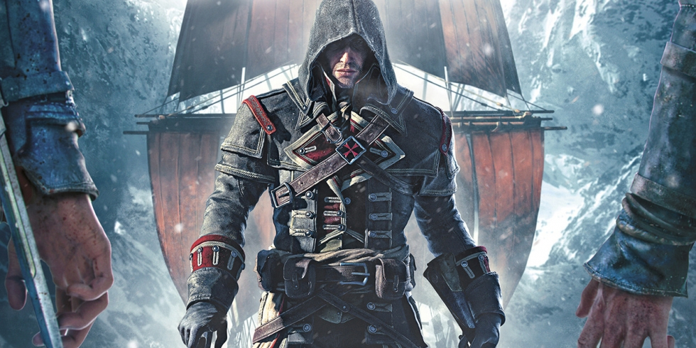 Assassin's Creed Rogue lunta tupaan