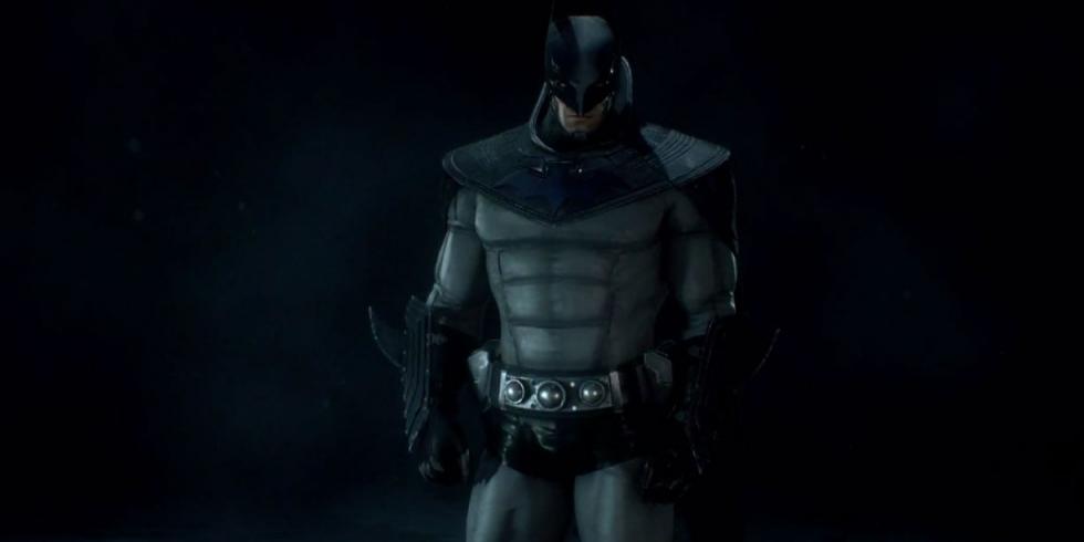 Arkham Knight Anime Batman