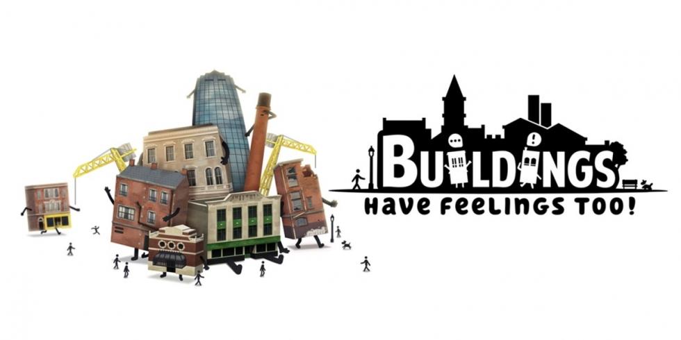 Buildings Have Feelings Too! nostokuva
