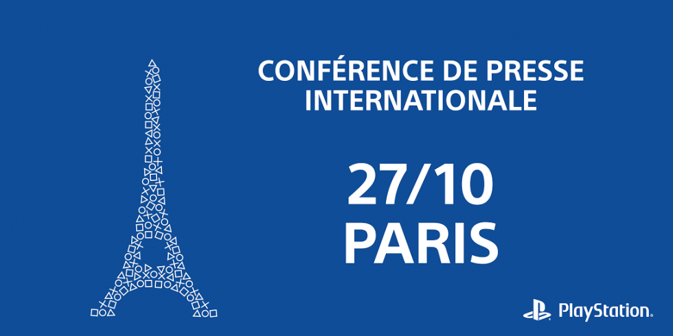 Sonyn lehdistötilaisuus Pariisissa 27.10.2015