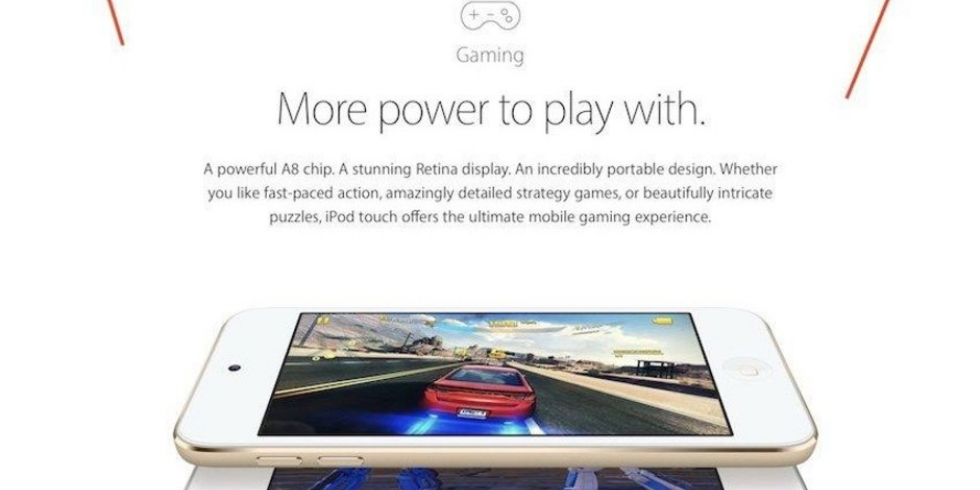 Apple iPod patenttihakemus kuva