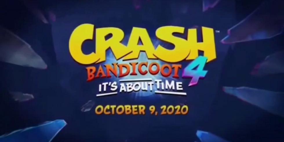Crash 4 traileri image leak