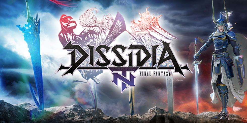 Dissidia Final Fantasy NT banneri