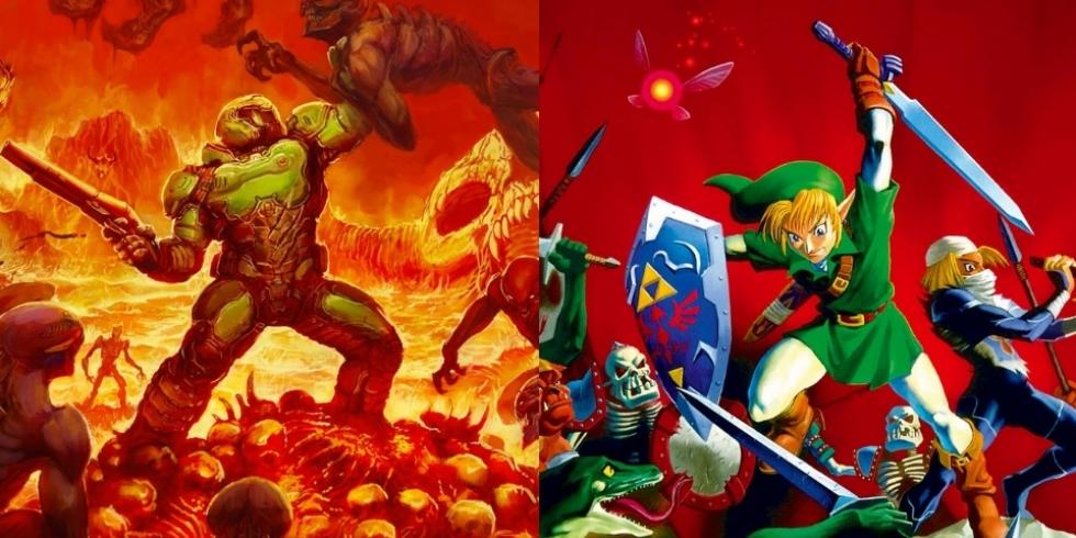 Doom Link Zelda sama hahmo teoria